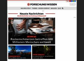 Forschung-und-wissen.de thumbnail