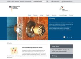 Forschungsrahmenprogramm.de thumbnail