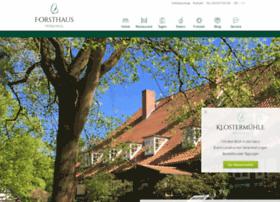 Forsthaus-heiligenberg.de thumbnail