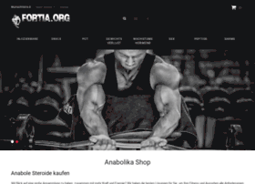 Fortia.org thumbnail