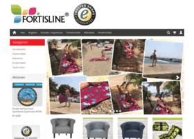 Fortisline.de thumbnail