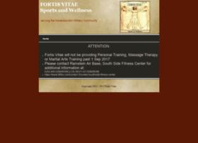 Fortisvitae.net thumbnail