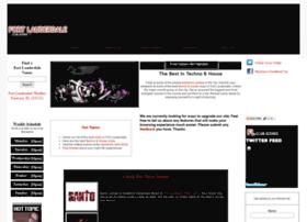 Fortlauderdaleclubscenes.com thumbnail