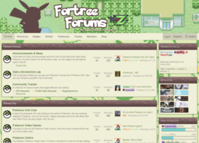 Fortreeforums.xyz thumbnail