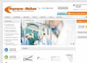 Fortuna-medica.ru thumbnail