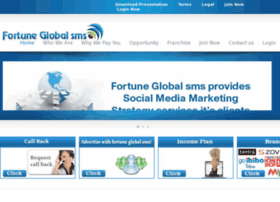 Fortuneglobalsms.com thumbnail