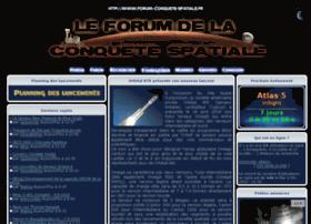 Forum-conquete-spatiale.fr thumbnail