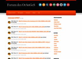 Forum-des-oranges.fr thumbnail