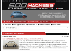 Forum.500madness.com thumbnail