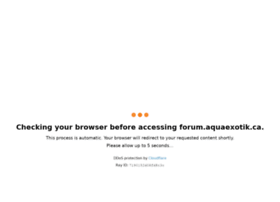 Forum.aquaexotik.ca thumbnail