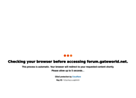 Forum.gateworld.net thumbnail