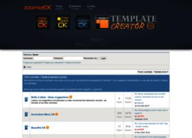 Forum.joomlack.fr thumbnail
