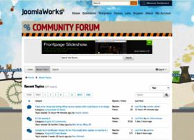 Forum.joomlaworks.net thumbnail