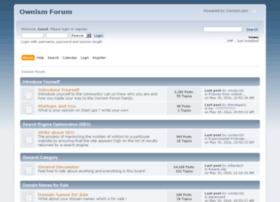 Forum.ownism.com thumbnail