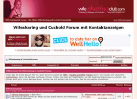 Wifesharing cuckold forum