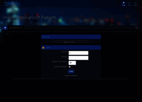 Forumhikarinoakariost.info thumbnail