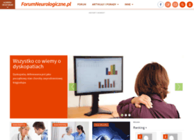 Forumneurologiczne.pl thumbnail