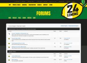 Forums.24hoursoflemons.com thumbnail