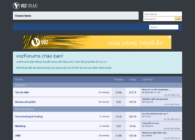 Forums.voz.vn thumbnail