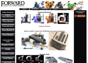 Forwardtattoo.com thumbnail
