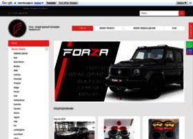 Forzatuning.kz thumbnail