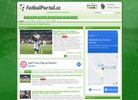 Fotbalportal.cz thumbnail