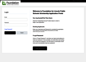 Foundationforlincolnpublicschoolsscholarships.communityforce.com thumbnail