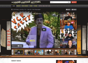 Foundfootagefest.com thumbnail