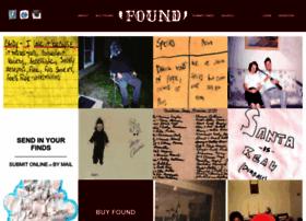 Foundmagazine.com thumbnail