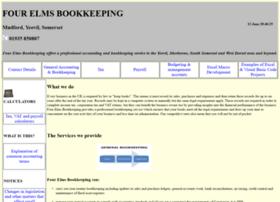 Fourelmsbookkeeping.co.uk thumbnail