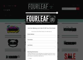 Fourleafclothing.co.uk thumbnail