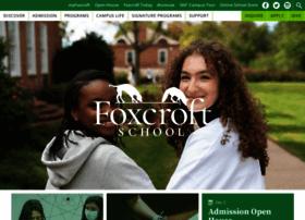 Foxcroft.org thumbnail