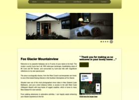 Foxglaciermountainview.co.nz thumbnail
