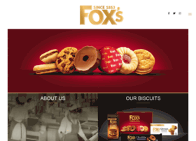Foxs-biscuits.co.uk thumbnail