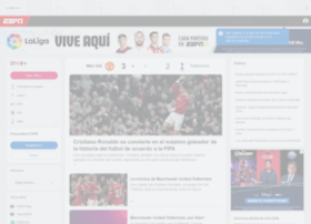 Foxsports.com.ve thumbnail