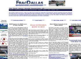 Fracdallas.org thumbnail