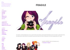 Fragilestory.com thumbnail