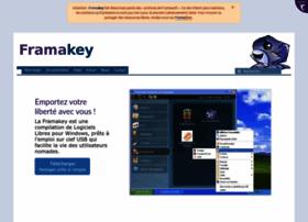 Framakey.org thumbnail
