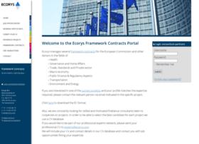 Frameworkcontracts.eu thumbnail