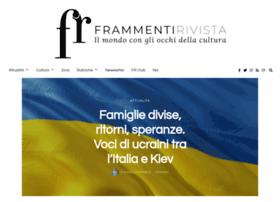 Frammentirivista.it thumbnail