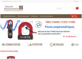 Francaise-instrumentation.fr thumbnail