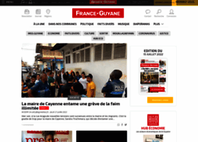 Franceguyane.fr thumbnail