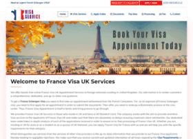Francevisaservice.co.uk thumbnail