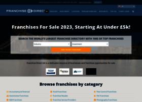 Franchisedirect.co.uk thumbnail
