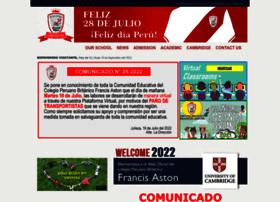 Francisaston.edu.pe thumbnail