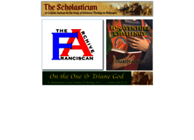 Franciscan-archive.org thumbnail