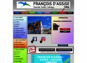 Francois-d-assise.fr thumbnail