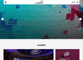 Francophonie.org thumbnail