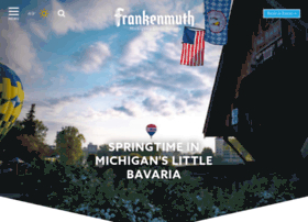 Frankenmuth.org thumbnail