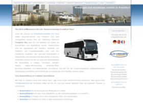 Frankfurtbus.de thumbnail